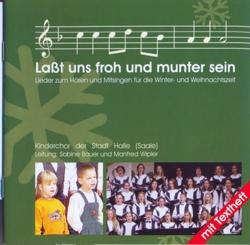 CD mit Textheft - Lasst und froh und munter sein Image